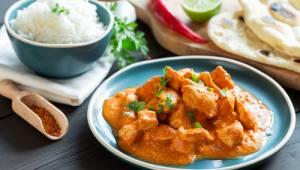 Indisk hverdags-favorit: Lækker butter chicken